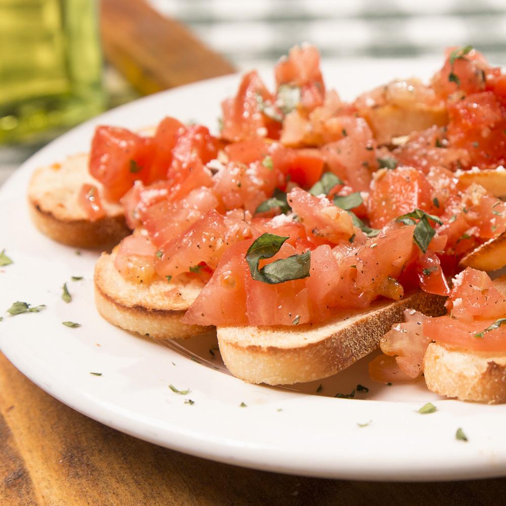 Middlesex New Jersey Italian Restaurant -Bruschetta