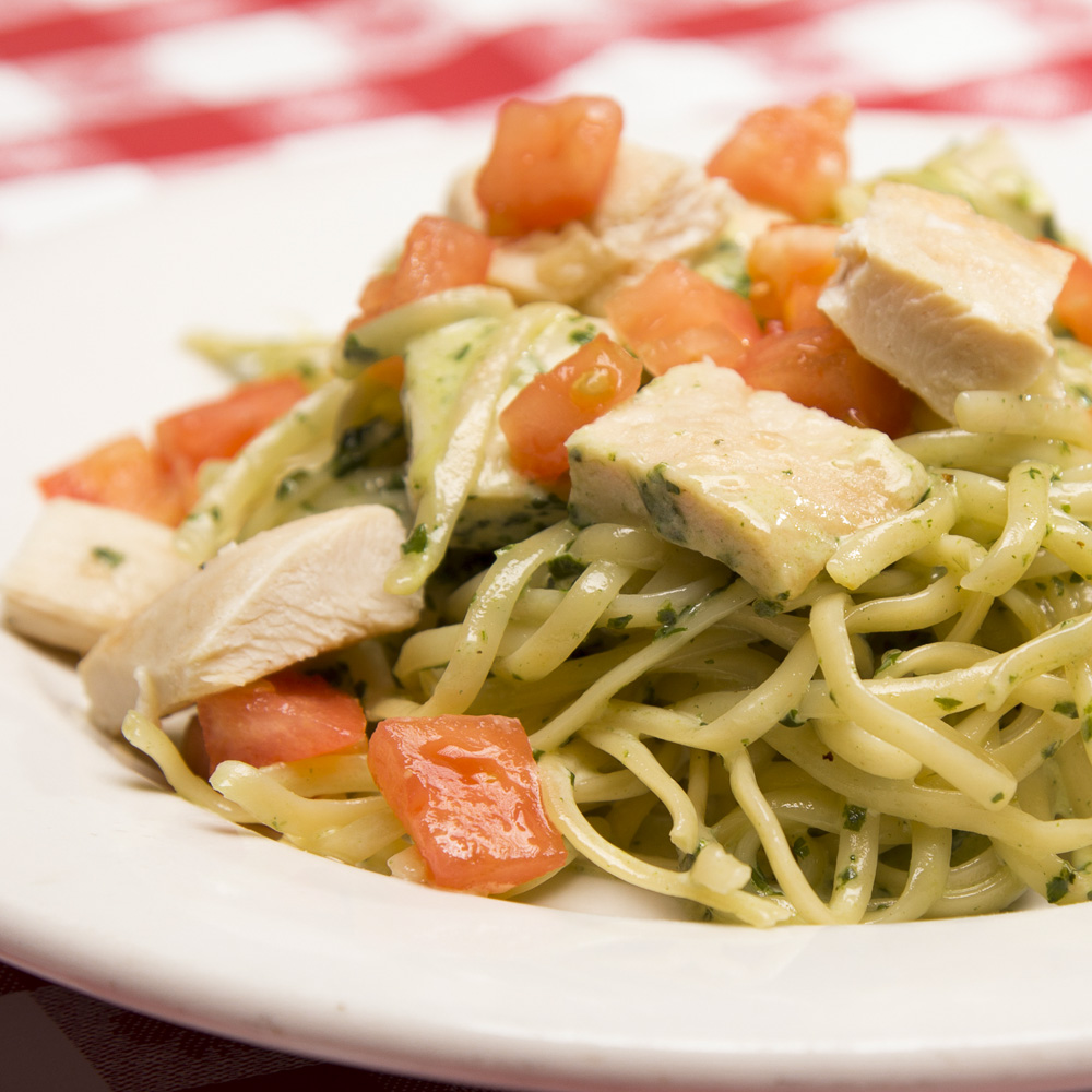 Middlesex New Jersey Italian Restaurant - Grilled Chicken Pesto